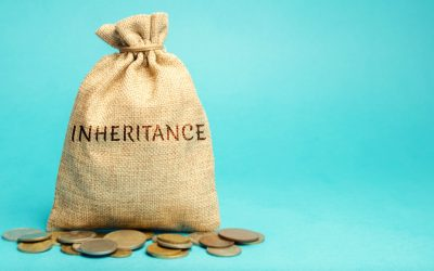 IS MY FORMER PARTNER ENTITLED TO MY INHERITANCE?