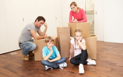 Relocation of Children after Separation or Divorce