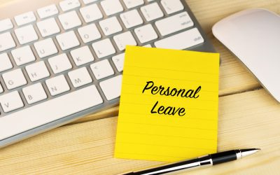 What Does a Day of Paid Personal Leave Mean?