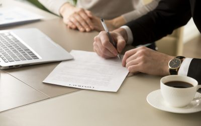 IS THERE A DIFFERENCE BETWEEN A DEED AND A WRITTEN AGREEMENT?
